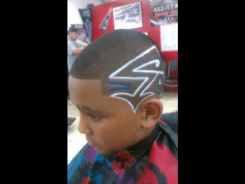 Hair cut designs corte de pelo y disenos barberia youtube for Disenos de pelo