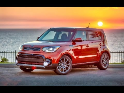 2018 Kia Soul Ev Turbo Review Youtube