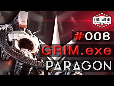 PARAGON gameplay german Monolith | #008 Grim.exe | Let's Pla