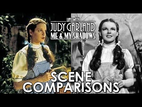 Life with Judy Garland: Me and My Shadows 2001   comparisons