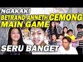 The Onsu Family - Betrand Main Game sama Anneth. MANDI TEPUNG CELEMOTAN!