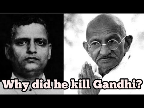 Why I Killed Gandhi | Gandhi, Freedom fighters of india ... |Why And Who Killed Ghandi