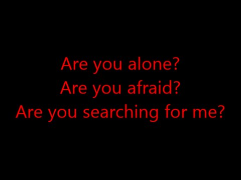 Hymn For The Missing | Red | Lyrics