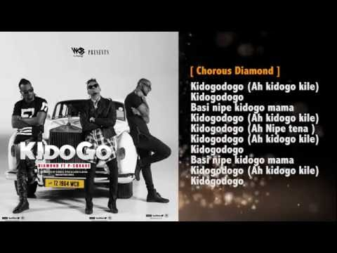 Diamond Platnumz ft P'square KIDOGO ( LYRICS)