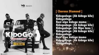 Diamond Platnumz ft P'square KIDOGO ( LYRICS).mp3