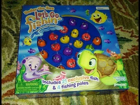 Let's Go Fishin`