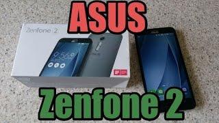 подробный обзор смартфона ASUS Zenfone 2 (Intel, 4 ядра, 2/16GB, 5.5'')