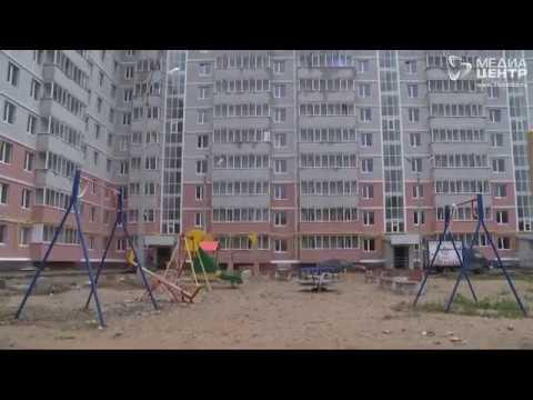 Дольщики в Вологде не могут заехать в новые квартиры из-за некачественного строительства