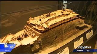 Titanic artifact exhibition opens Saturday