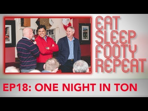 ESFR Ep18: Chris Coleman on Karaoke, Ton Pentre FC and the women's league cup final