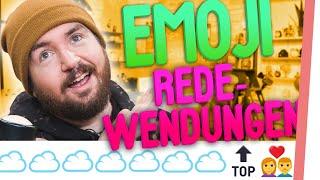 Kelly und Sturmi SCHWEBEN auf WOLKE SIEBEN – Emoji Redewendungen Quiz
