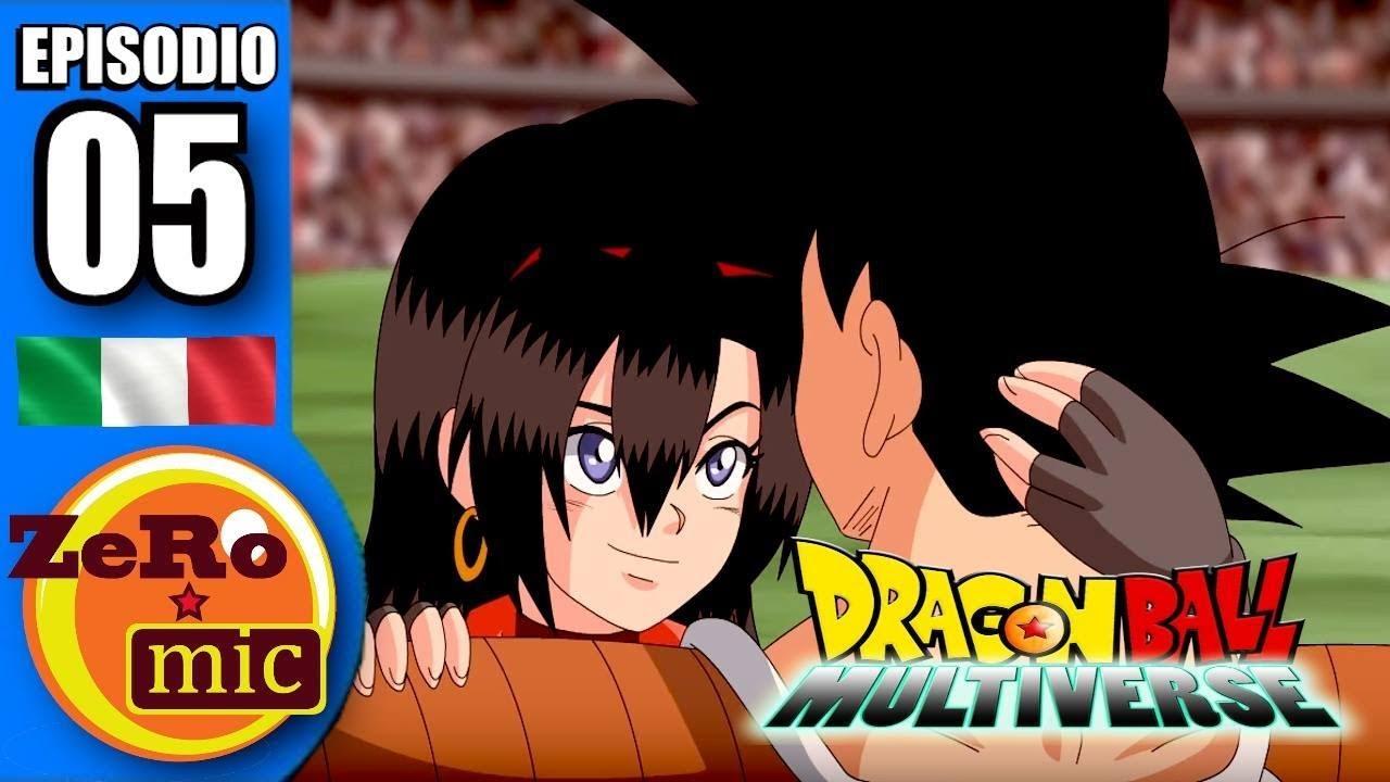 Dragon Ball Multiverse - Episodio 5