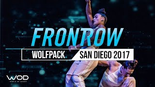 Wolfpack by Rascal Randi and Allaune Blegbo | FrontRow | World of Dance San Diego 2017 | #WODSD17