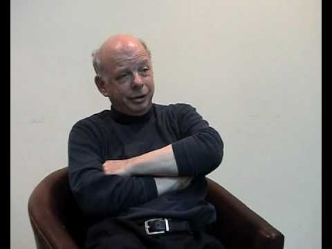 Wallace Shawn Interview - Royal Court Theatre