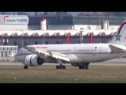 Royal Air Maroc Inaugura Il Volo Napoli Casablanca