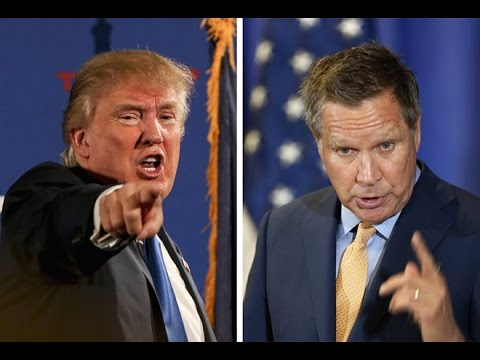 Donald Trump Wanted John Kasich To Run The Country