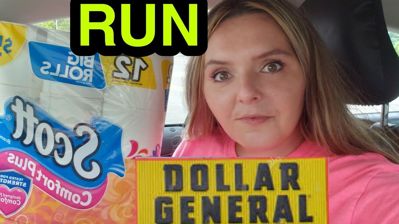 RUN EPIC DEAL AT Dollar General