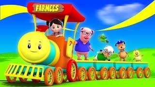 Rig A Jig Jig   Kindergarten Videos For Babies   Nursery Rhymes by Farmees