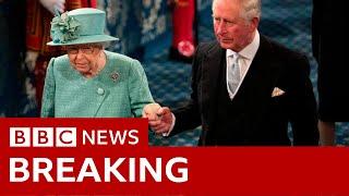 Queen still 'in good health' - BBC News
