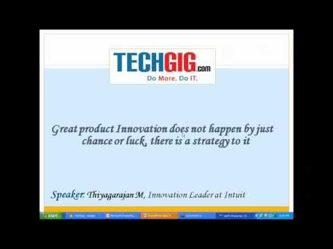 Copy of Great product Innovation does not happen by just chance or luck, there is a strategy to it