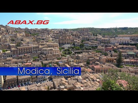 Modica, Sicilia, Italy travel guide 4K bluemabg.com