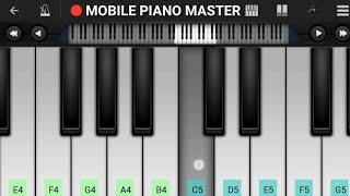 Kaho Na Pyar Hai Piano Tutorial|Piano Keyboard|Piano Lessons|Piano Music|learn piano Online|online