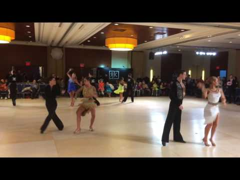EASTERN UNITED STATES  DANCESPORT CHAMPIONSHIP 2017