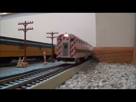 Model Railway Toy Train Track Plans-HO Scale Operating Session at My Layout