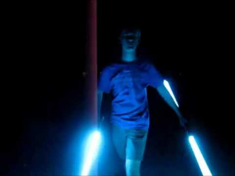 My New Lightsabers Youtube