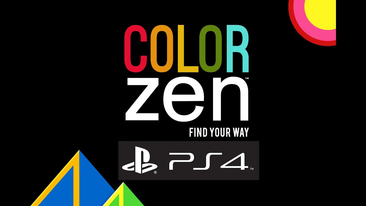 Colour zen review - Color Zen Ps4 Launch Trailer 2017 01 01