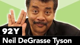 Neil deGrasse Tyson explains how the earth became pear-shaped