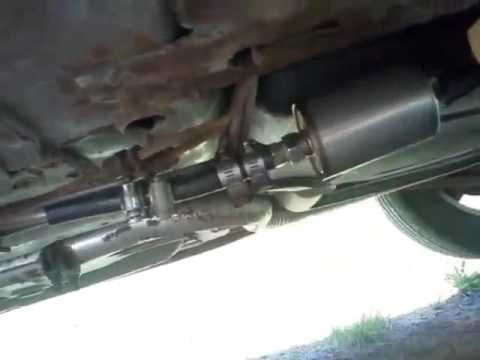 1997 - 2002 Pontiac Grand Prix fuel filter uninstall installation - YouTubeVideo - YouTube