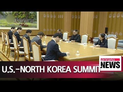 U.S.-N. Korea summit could be held in neutral locations like Geneva or Singapore: WSJ