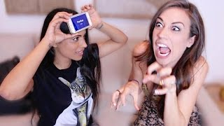 HEADS UP CHALLENGE! w/ Lilly Singh