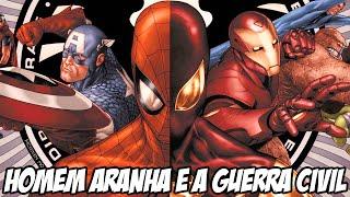 Homem Aranha não será liberado pela Sony para participar da Guerra Civil
