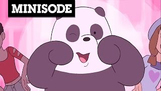 Panda's Dream | We Bare Bears | Original Shorts | Cartoon Network