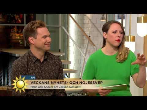 """""""Skam-William"""" skapade Bieber- hysteri! - Nyhetsmorgon (TV4)"""