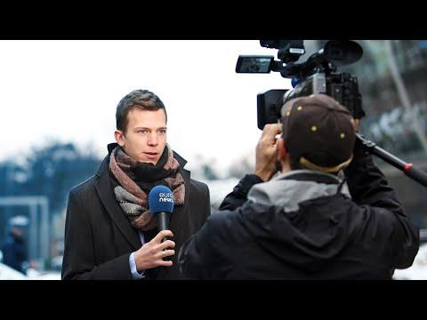 Прямой эфир ТВ-канала Euronews