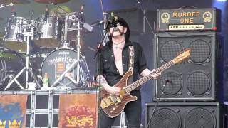 Motörhead - Born to Raise Hell (Live at Roskilde Festival, July 4th, 2010)