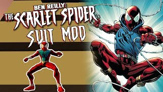 Ultimate Spider-Man SCARLET SPIDER SUIT MOD (PC Gameplay)