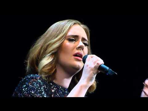 Adele 'Don't You Remember' @ Genting Arena Birmingham 30.03.16 HD
