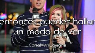 Avril Lavigne - Push (Traducida Al Español)