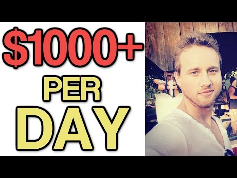 $1,000+ PER DAY with Five Figure Freedom — Justin Spencer