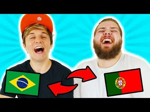 I CHANGED LANGUAGE WITH THE GREATEST PORTUGUESE YOUTUBER ☆ ft Wuant ☆ from YouTube · Duration:  14 minutes 34 seconds