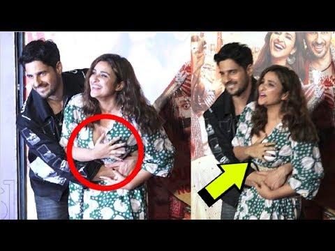 Parineeti Chopra EMBARRASSING Moment In FRONT Of Media At Jabariya Jodi Trailer Launch Mp3
