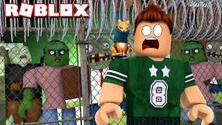 SURVIVE THE ZOMBIE ATTACK!! | Roblox Zombie Attack