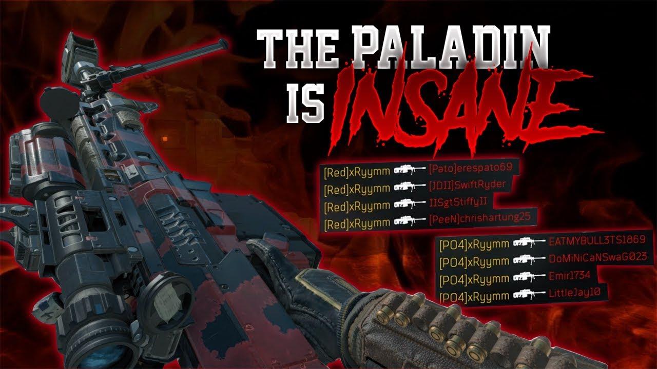 INSANE PALADIN GAMEPLAY😱 (20 KILL SOLO WIN) - YouTube