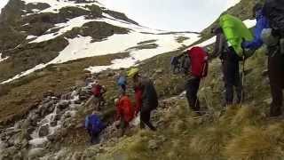 видео Из Теберды в Архыз - маршруты из Теберды, Домбая