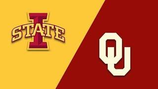 Week 3 2018 Oklahoma vs Iowa State Highlights Sept 15 2018