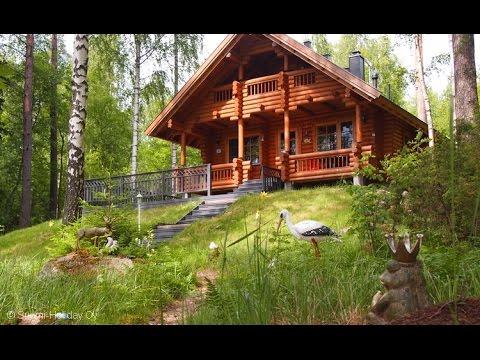 S0309_2 - Cottage for rent on Saimaa lake, Imatra, Finland